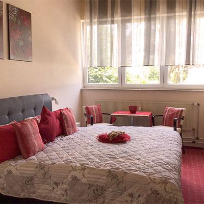 Doppelzimmer, Appartement